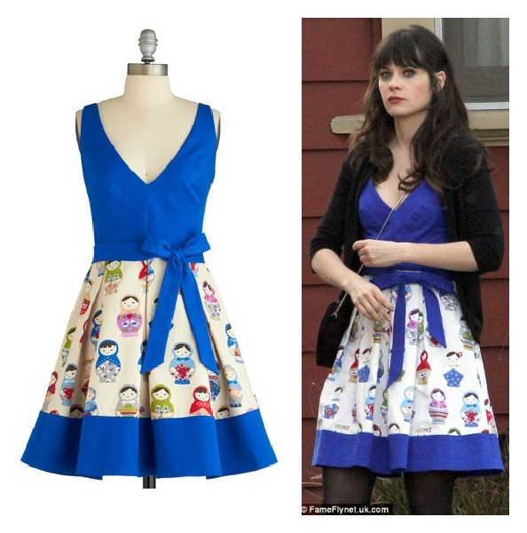 Zooey Deschanel Inspired Fashion - The Enchanting Life f6336ba88
