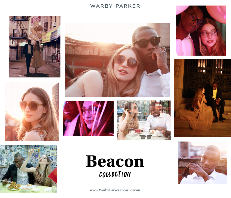 Warby Parker Beacon Collection