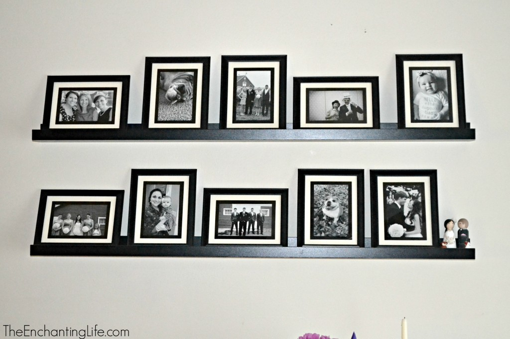 Easy and Affordable Floating Shelves Tutorial
