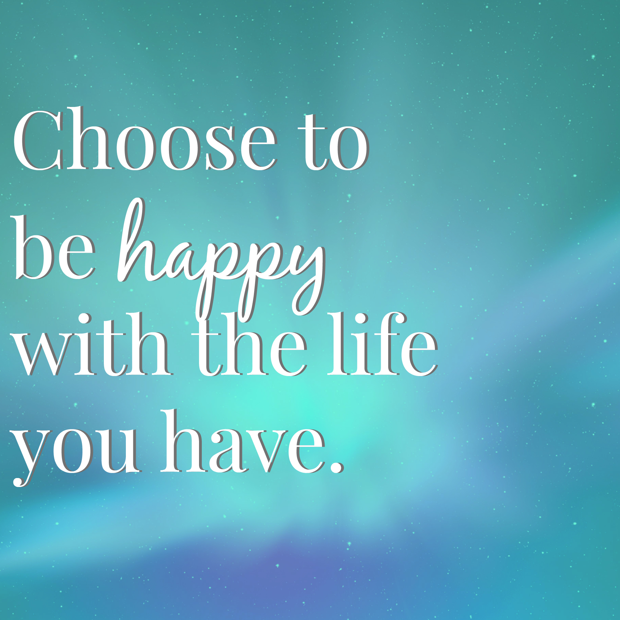 How to Choose Happiness Every Day