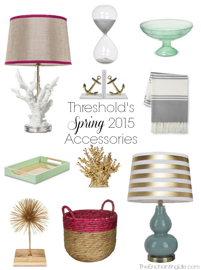 threshold target spring 2015 home accessories