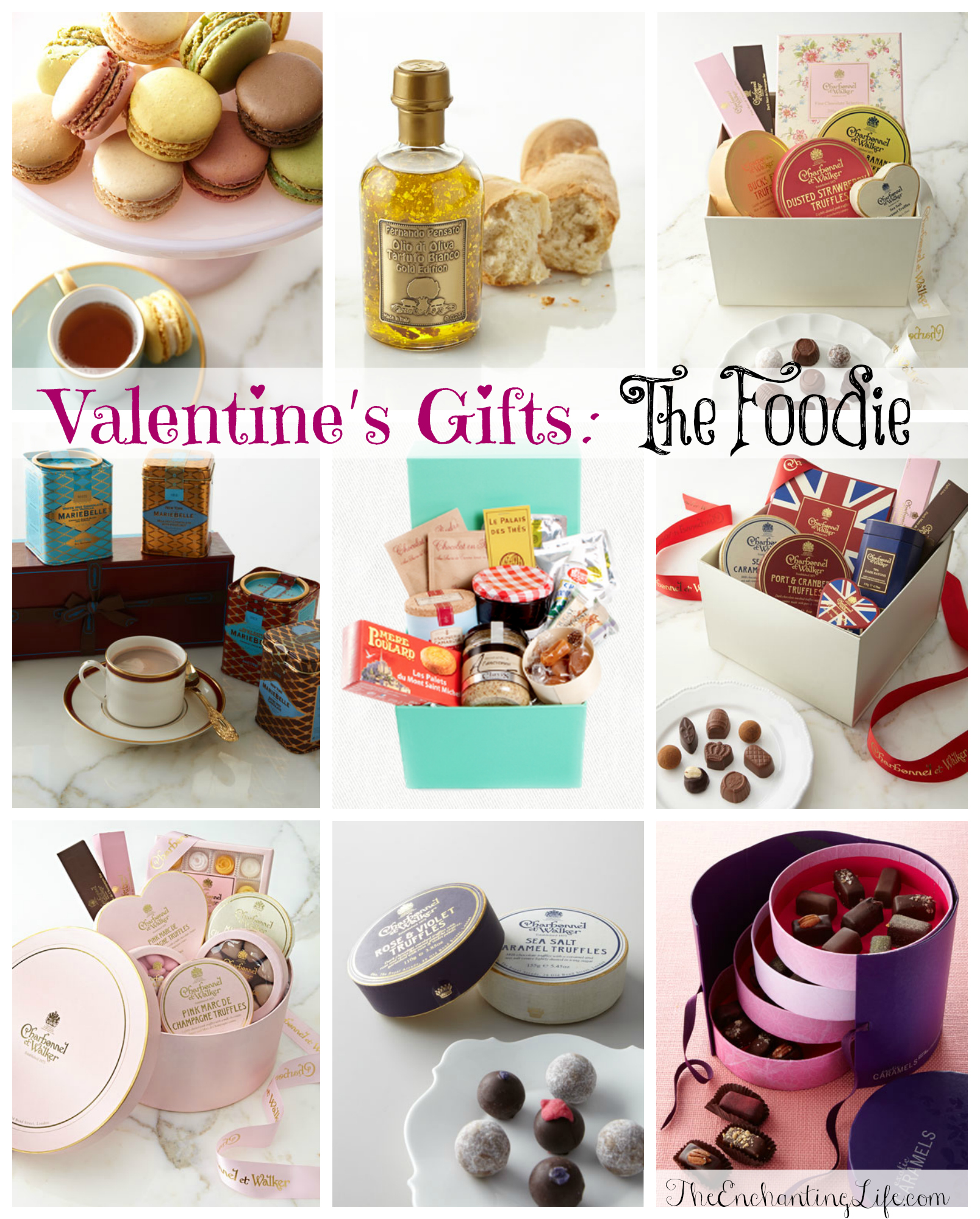 Valentine's Gifts for The Foodie